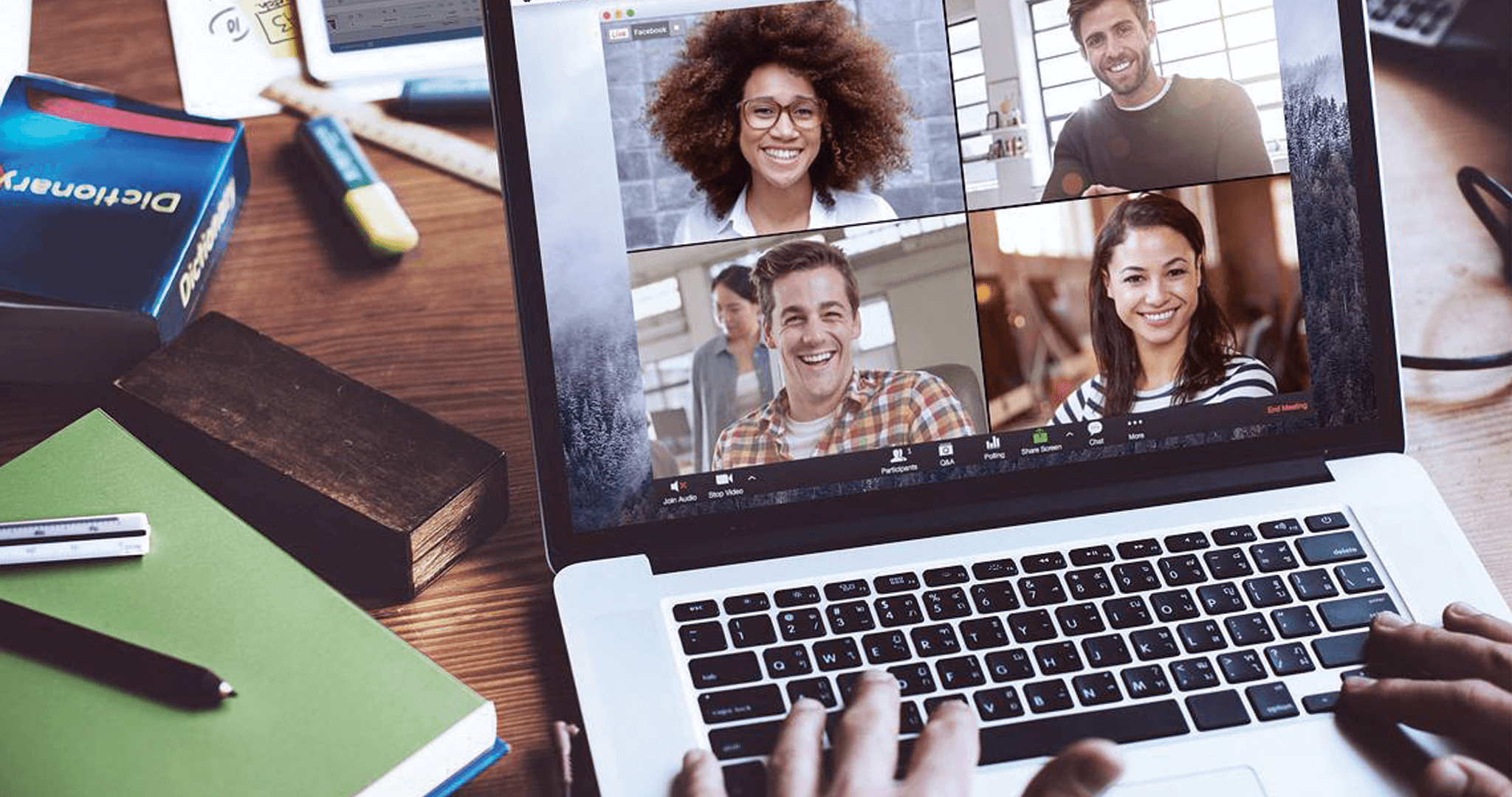 Connect with our admission counselors and select program directors during our online information sessions. Meet with us during virtual office hours or book a virtual appointment to learn about the application process.